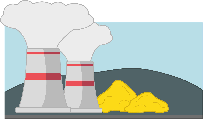 <stamp theme='pc-green1'>Doc. 4</stamp> Les centrales nucléaires exploitent l'uranium.