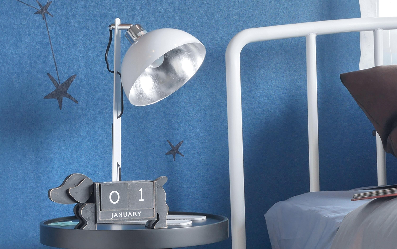Lampe de chevet de puissance 20 W