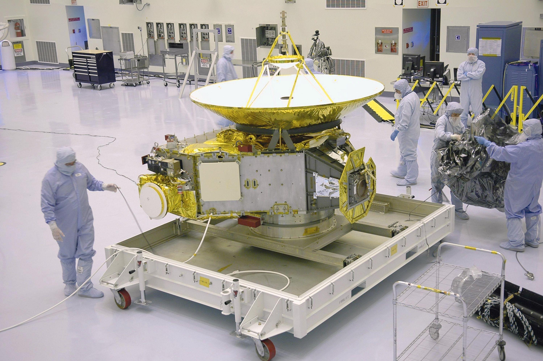 <stamp theme='pc-green1'>Doc. 2</stamp> Sonde New Horizons.