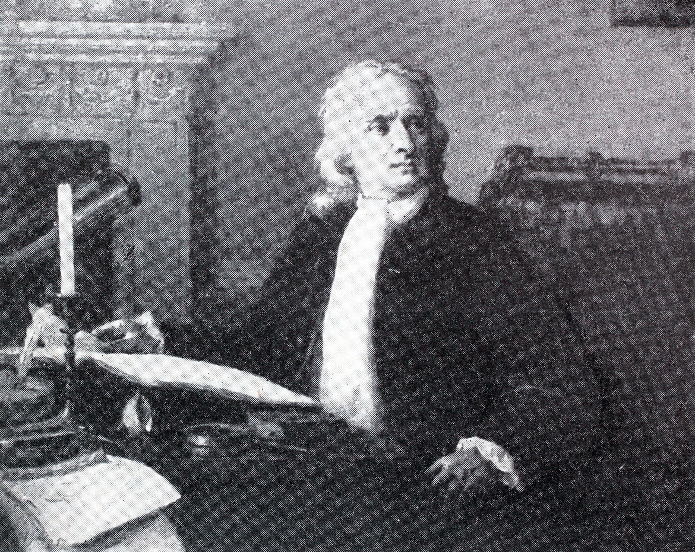 <stamp theme='pc-green1'>Doc. 3</stamp> Isaac Newton (1643-1727) a défini le concept de force.