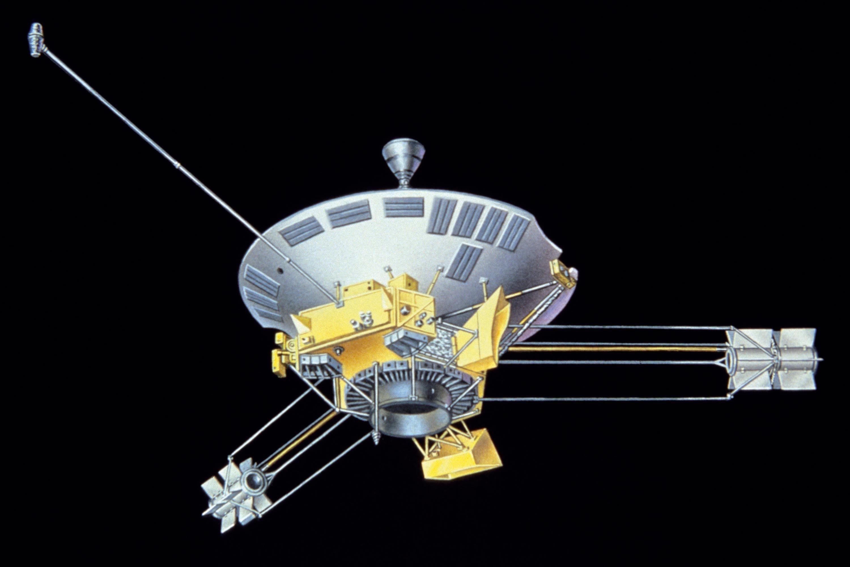 <stamp theme='pc-green1'>Doc. 2</stamp> La sonde Pioneer 10.