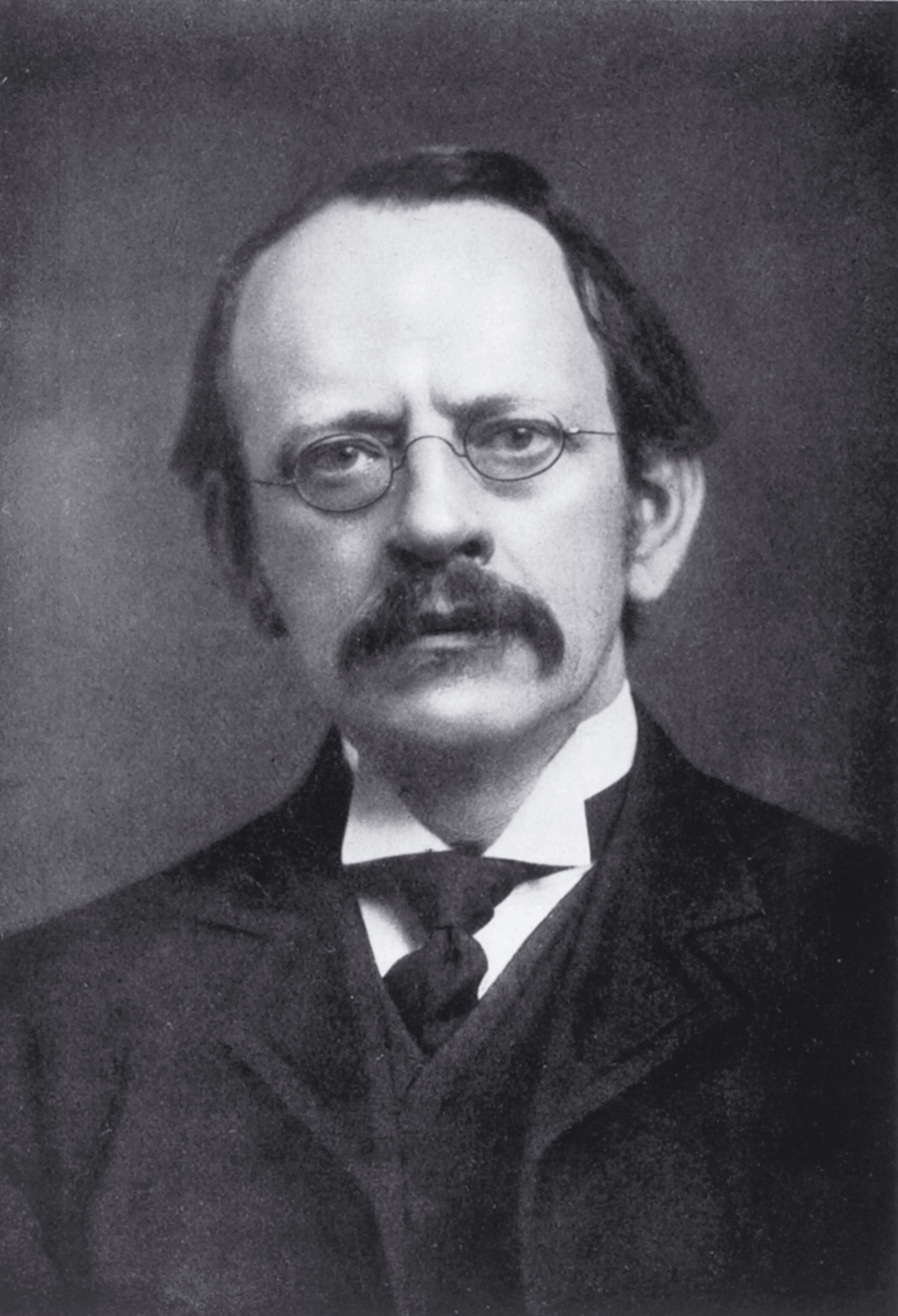 ▲ Joseph J. Thomson (1856-1940)