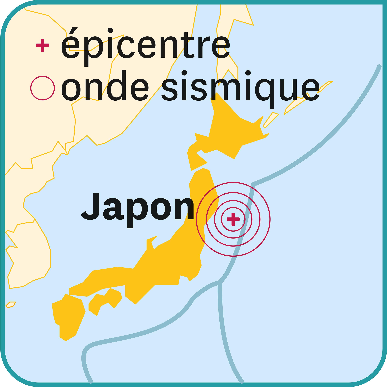 <stamp theme='svt-green1'>Doc. 1</stamp> Le seisme de Honshu du 11 mars 2011.