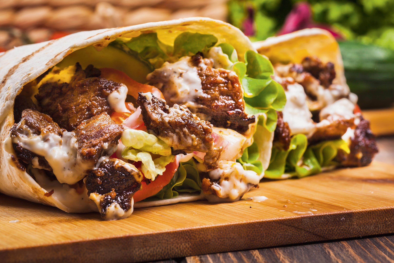 <stamp theme='svt-green1'>Doc. 3</stamp> La valeur nutritionnelle d'un kebab.