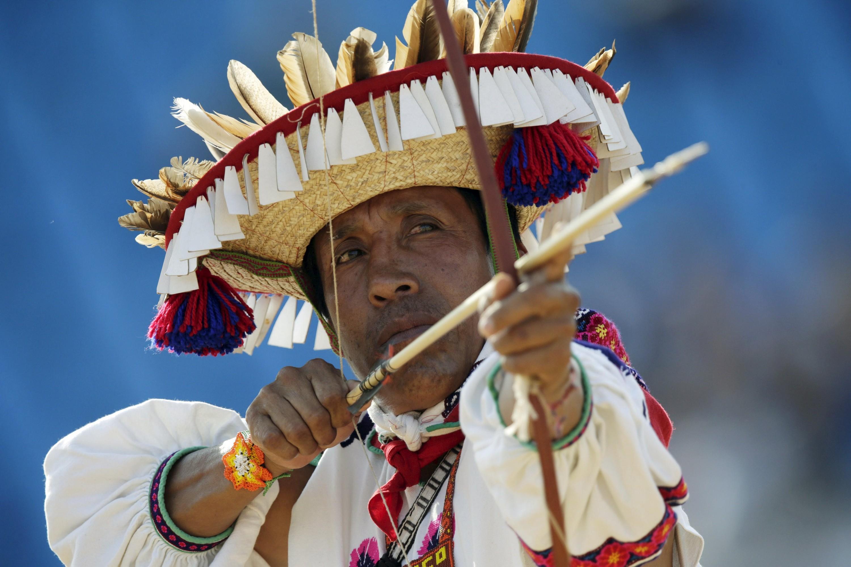 Juegos Mundiales de los Pueblos Indígenas, 2015.