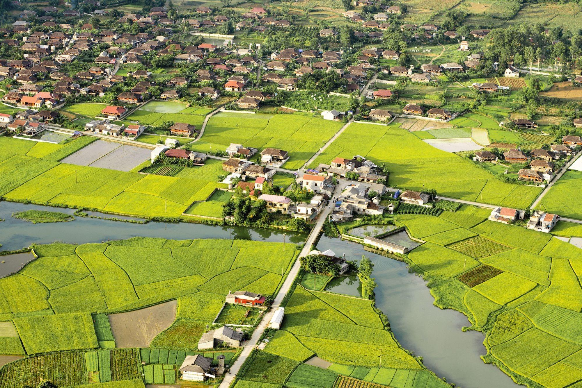 Des campagnes entre activités agricoles et urbanisation