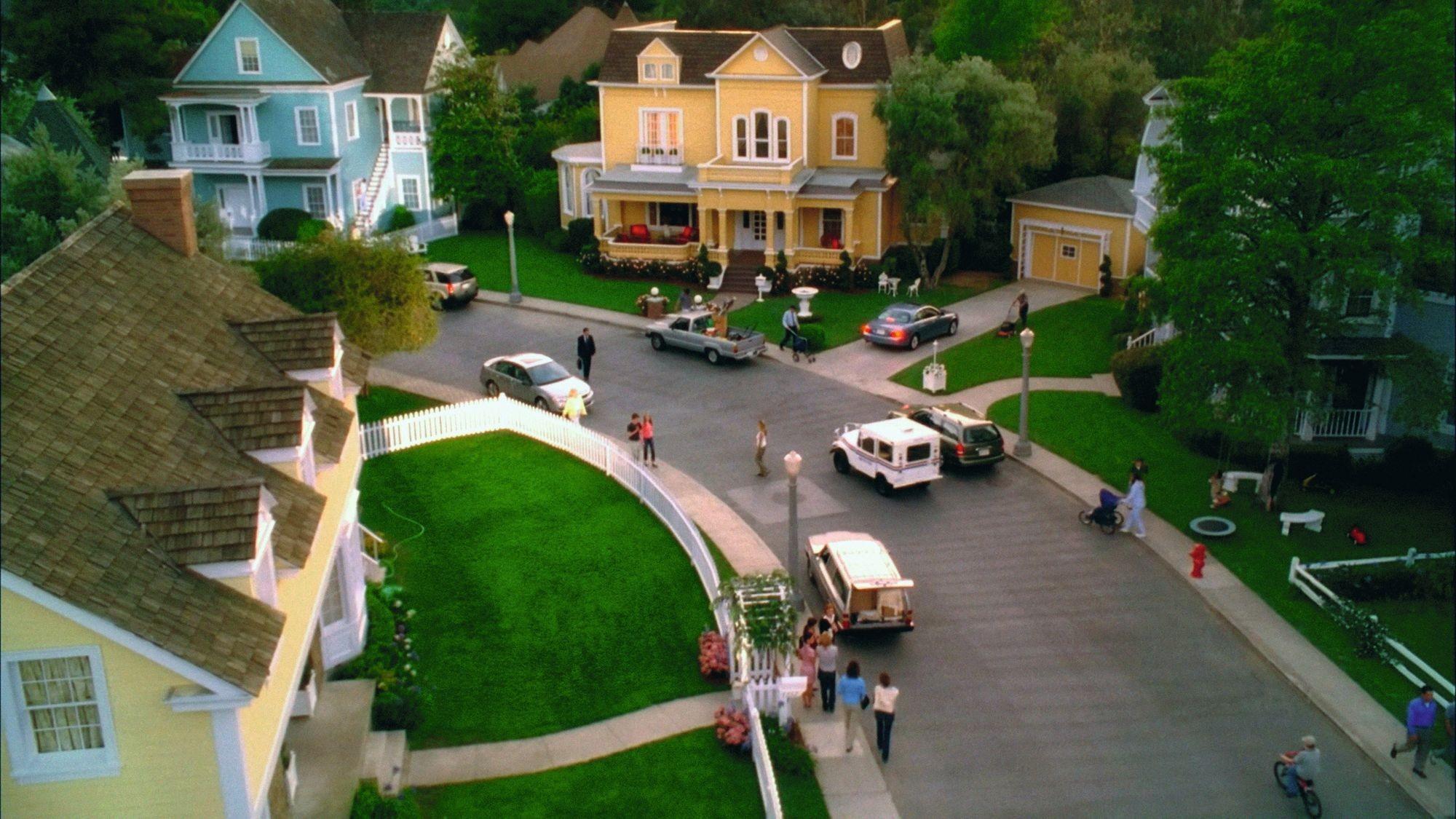 Wisteria Lane ou l'illusion du bonheur domestique (Desperate Housewives, pilote)