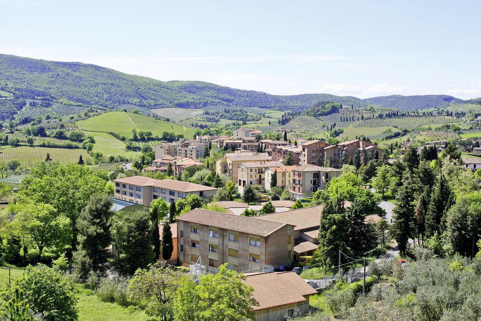 La périurbanisation dans les campagnes toscanes
