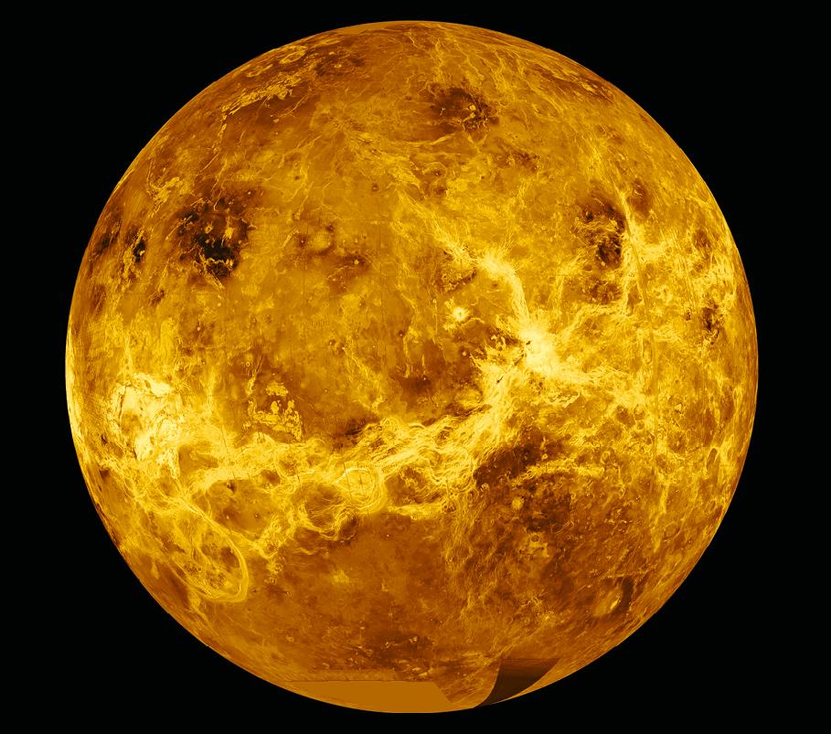 surface de Vénus