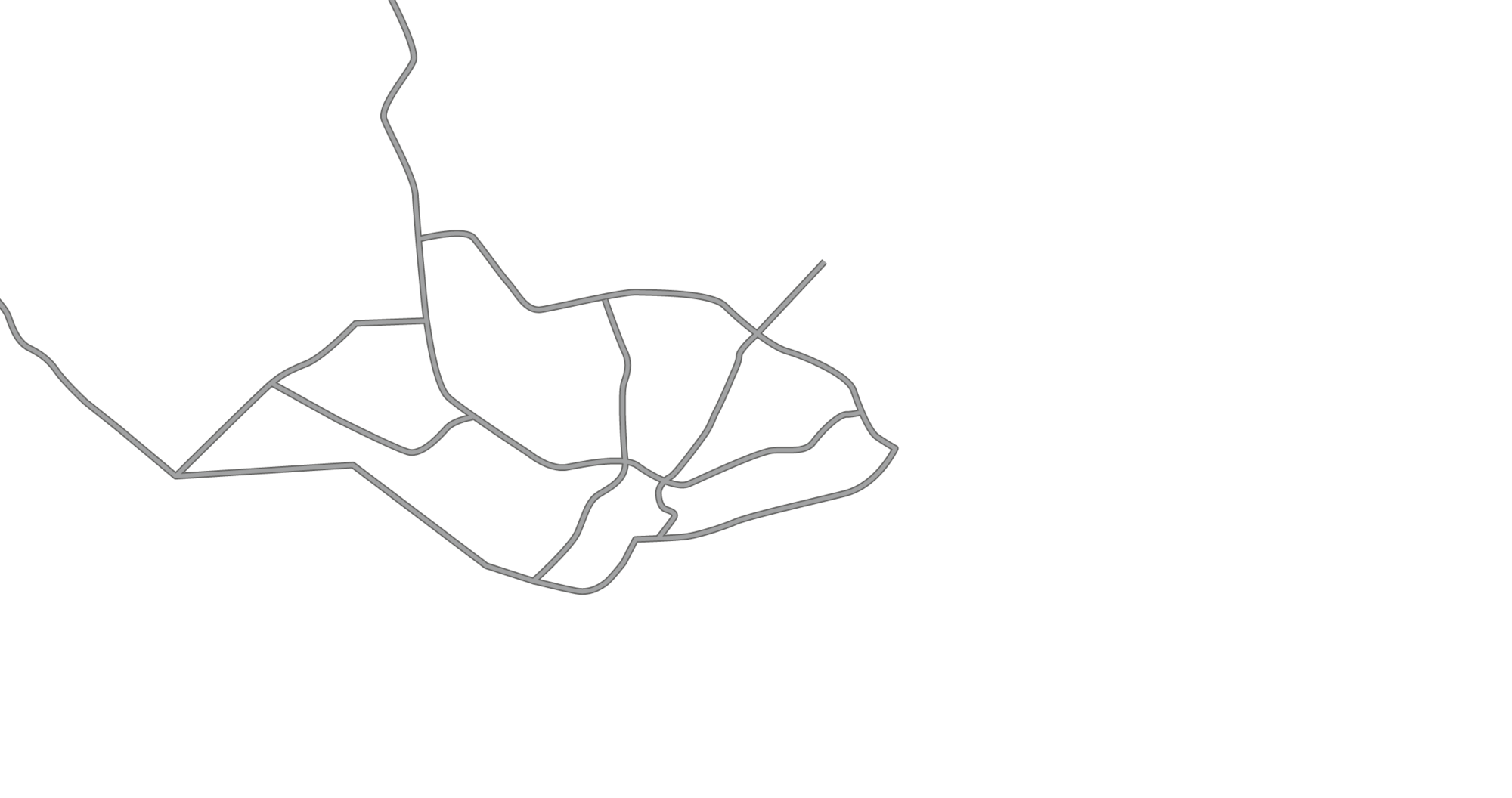 Routes principales