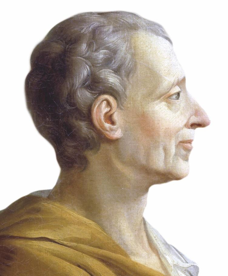 Charles de Montesquieu, De l'esprit des lois, 1748