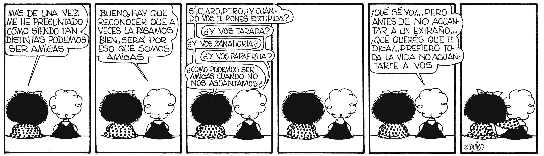 Quino, Mafalda.