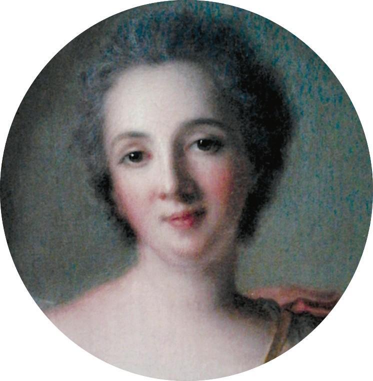 Marie-Thérèse Geoffrin  (1699-1777)
