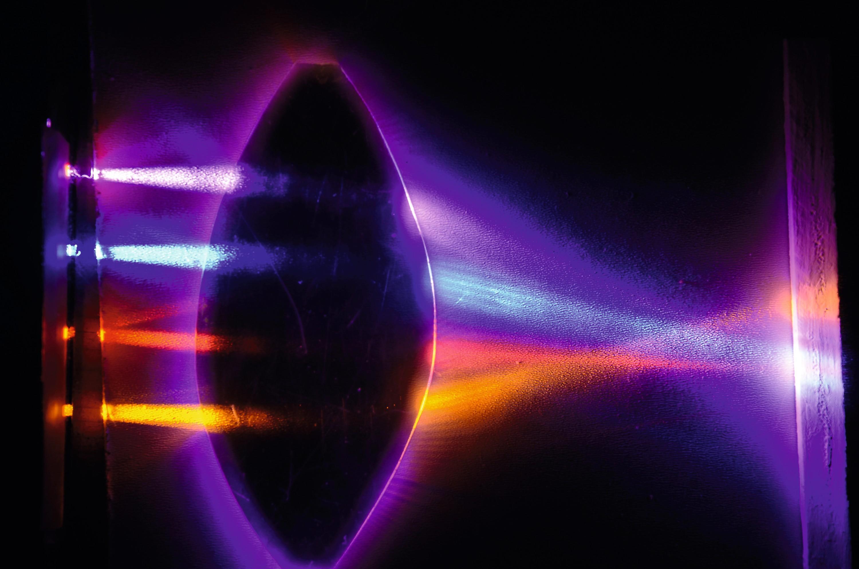 Optique en physique, modéliser