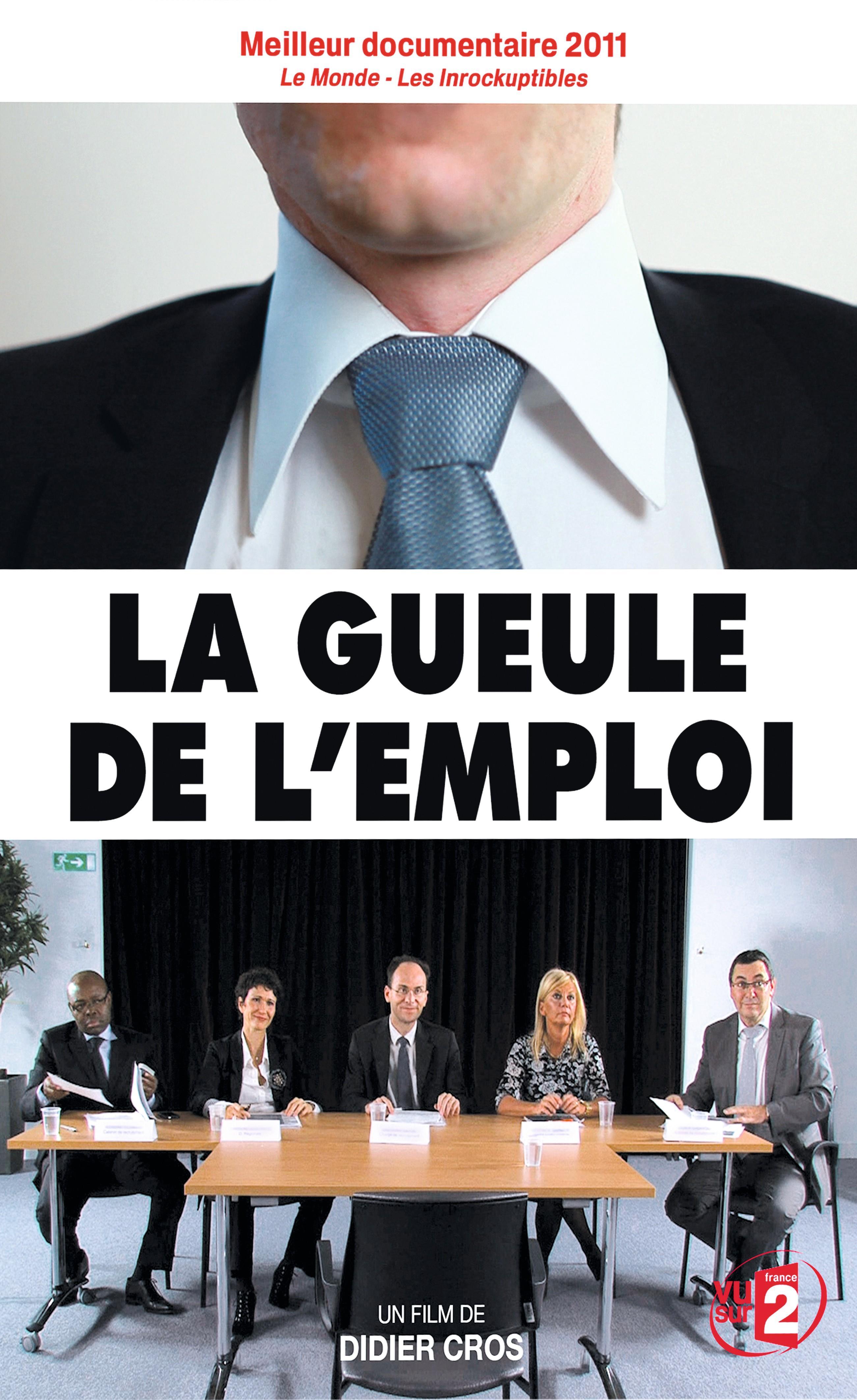 Les entretiens d'embauche vus par un film documentaire