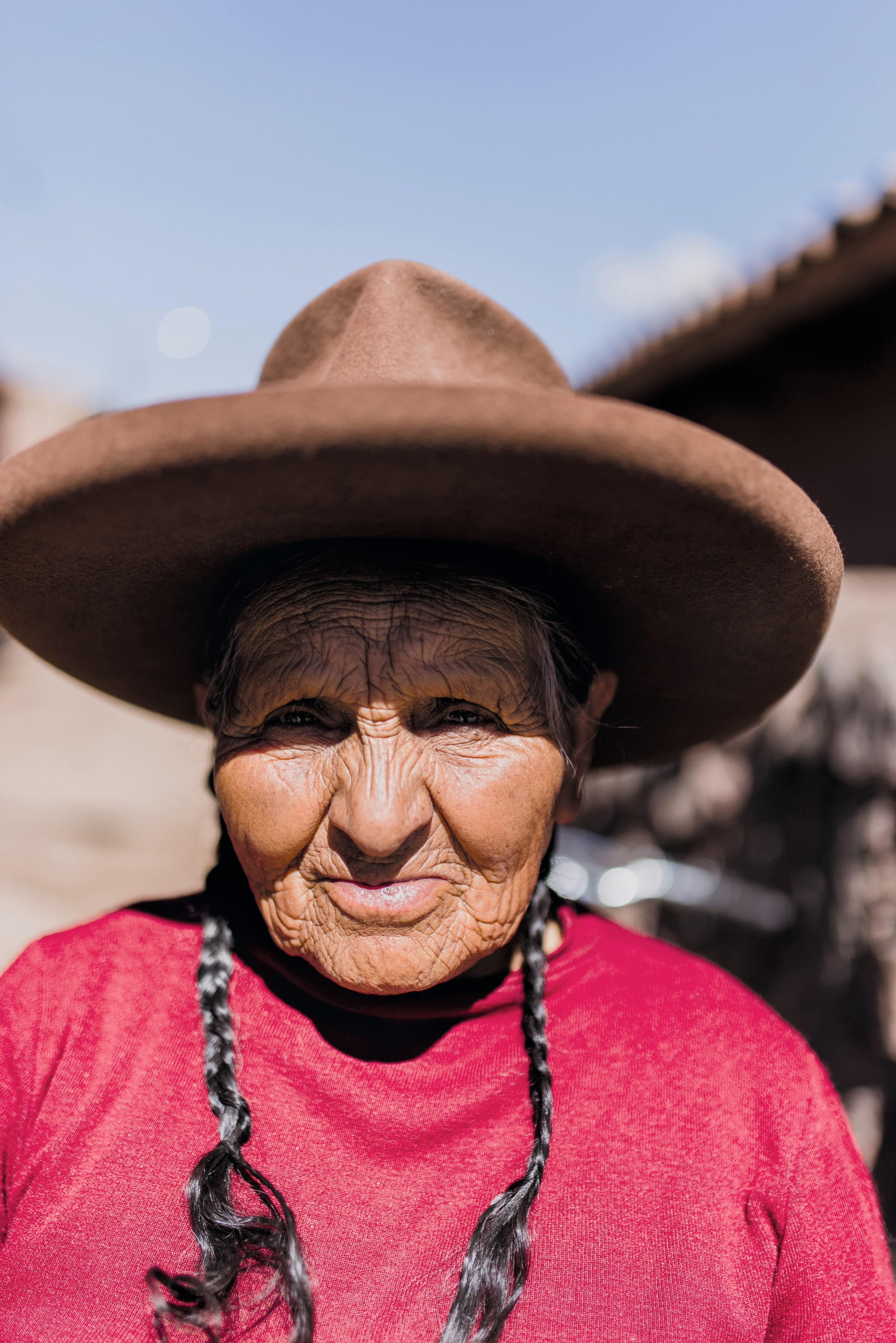 Ancianos en América Latina, 2017