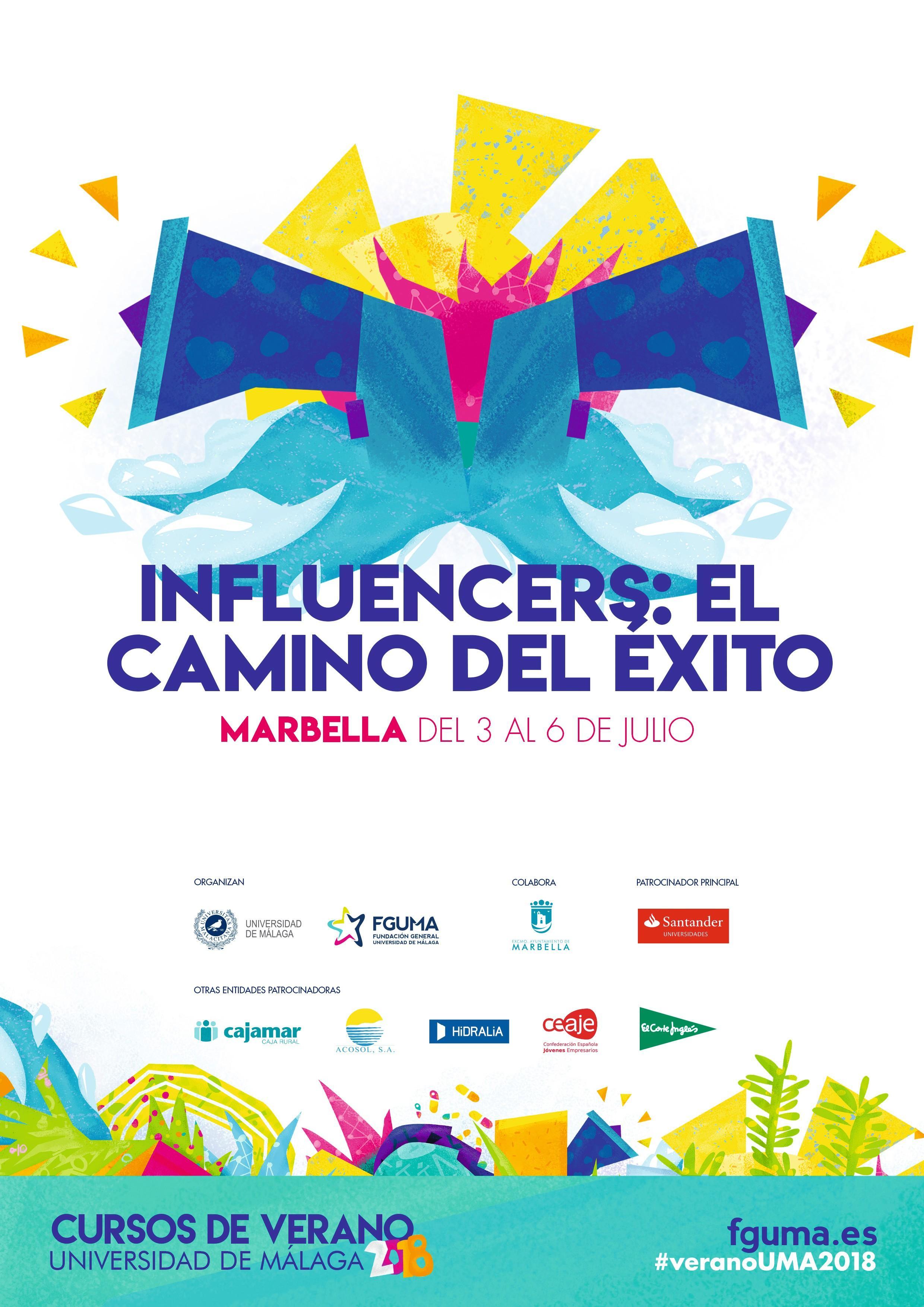 Cursos de verano de la Universidad de Málaga, 2018.