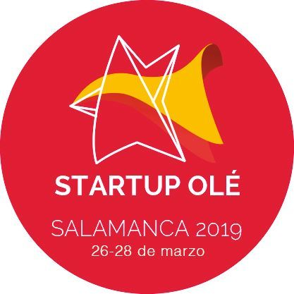 Startup Olé, 2019.