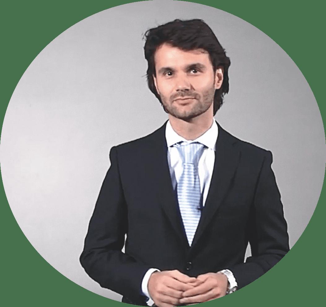Videocurrículum de José Manuel  Blanco Fernandez portrait