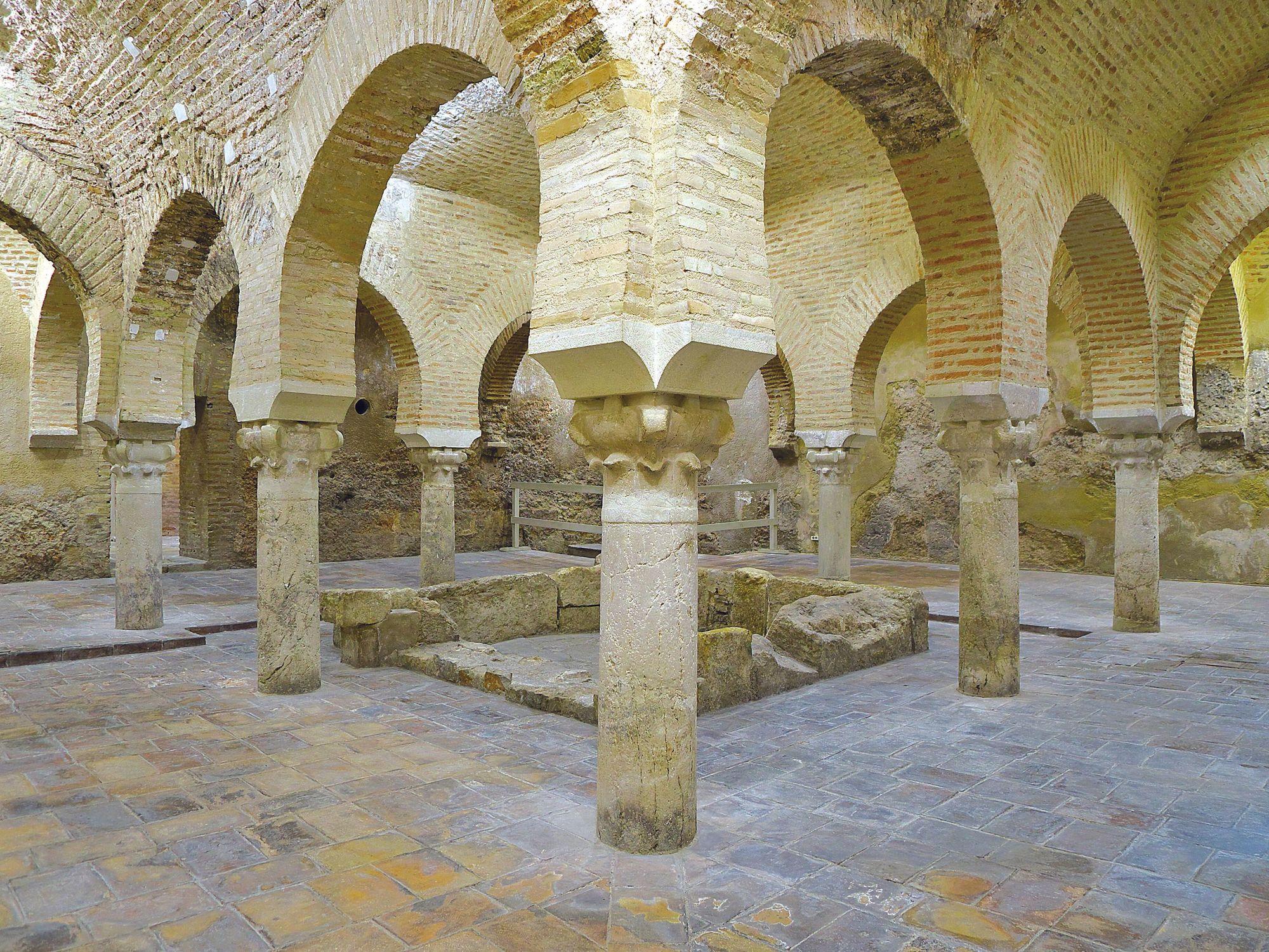 Los Baños Árabes de Jaén