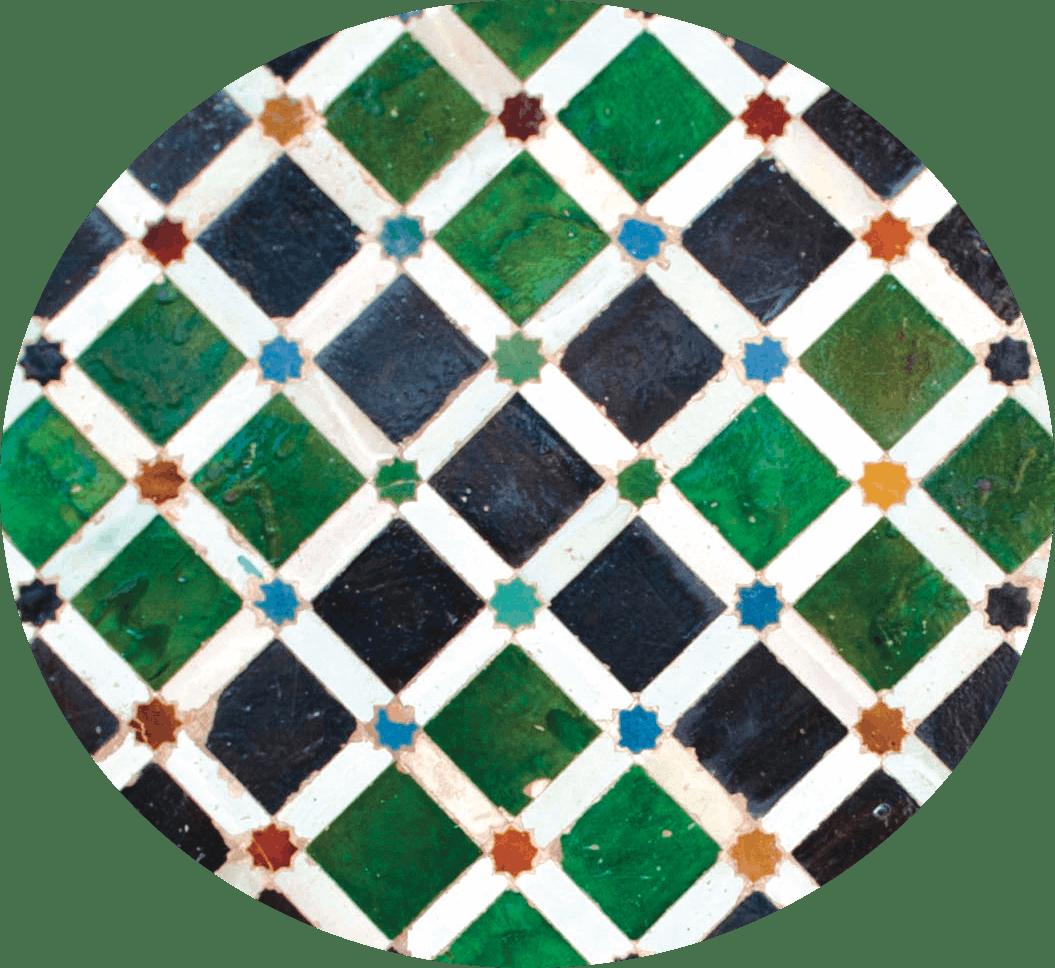 «La historia del azulejo», rutacultural.com, 2014.
