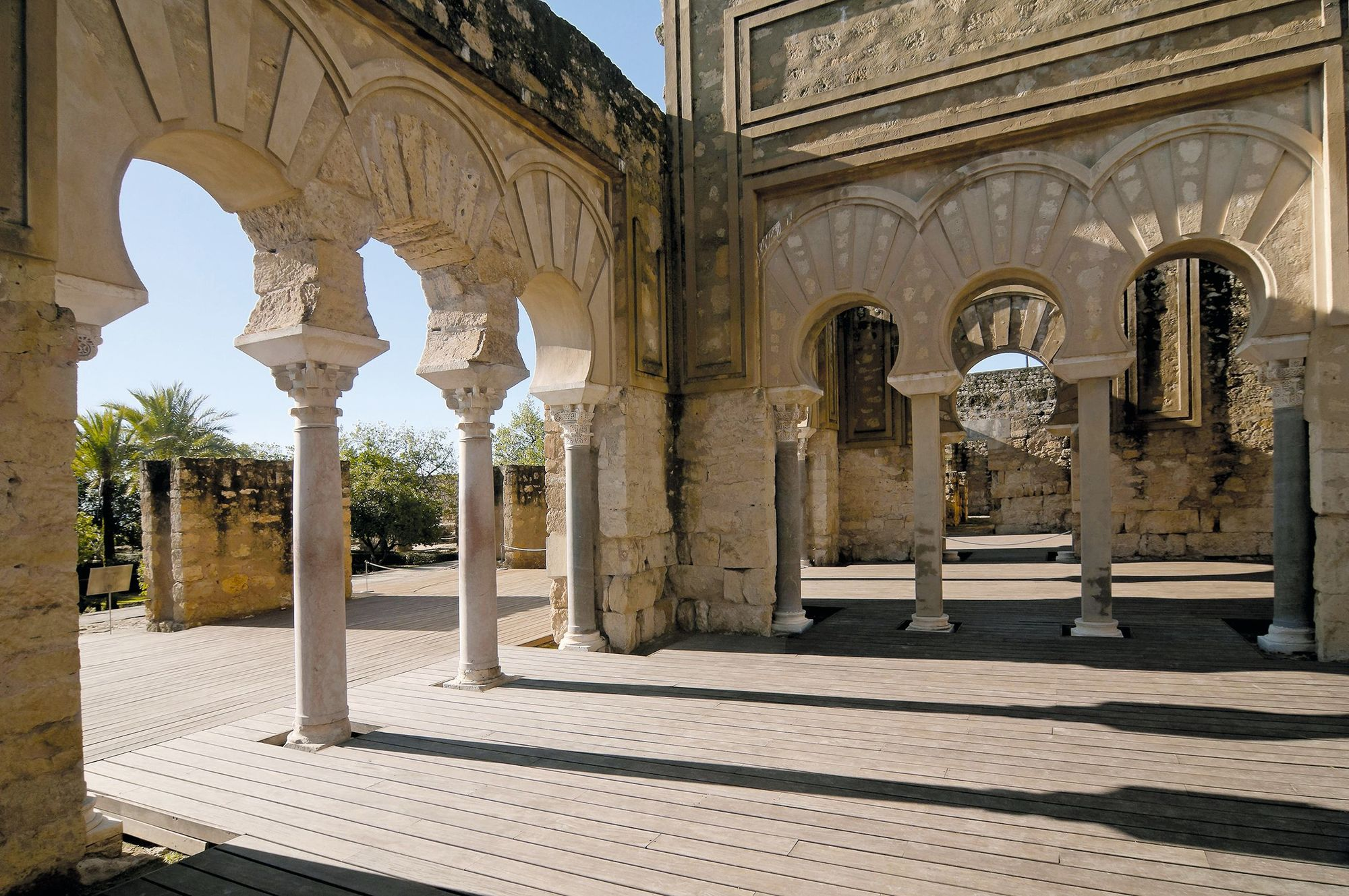 Basílica de Medina Azahara, 2010.