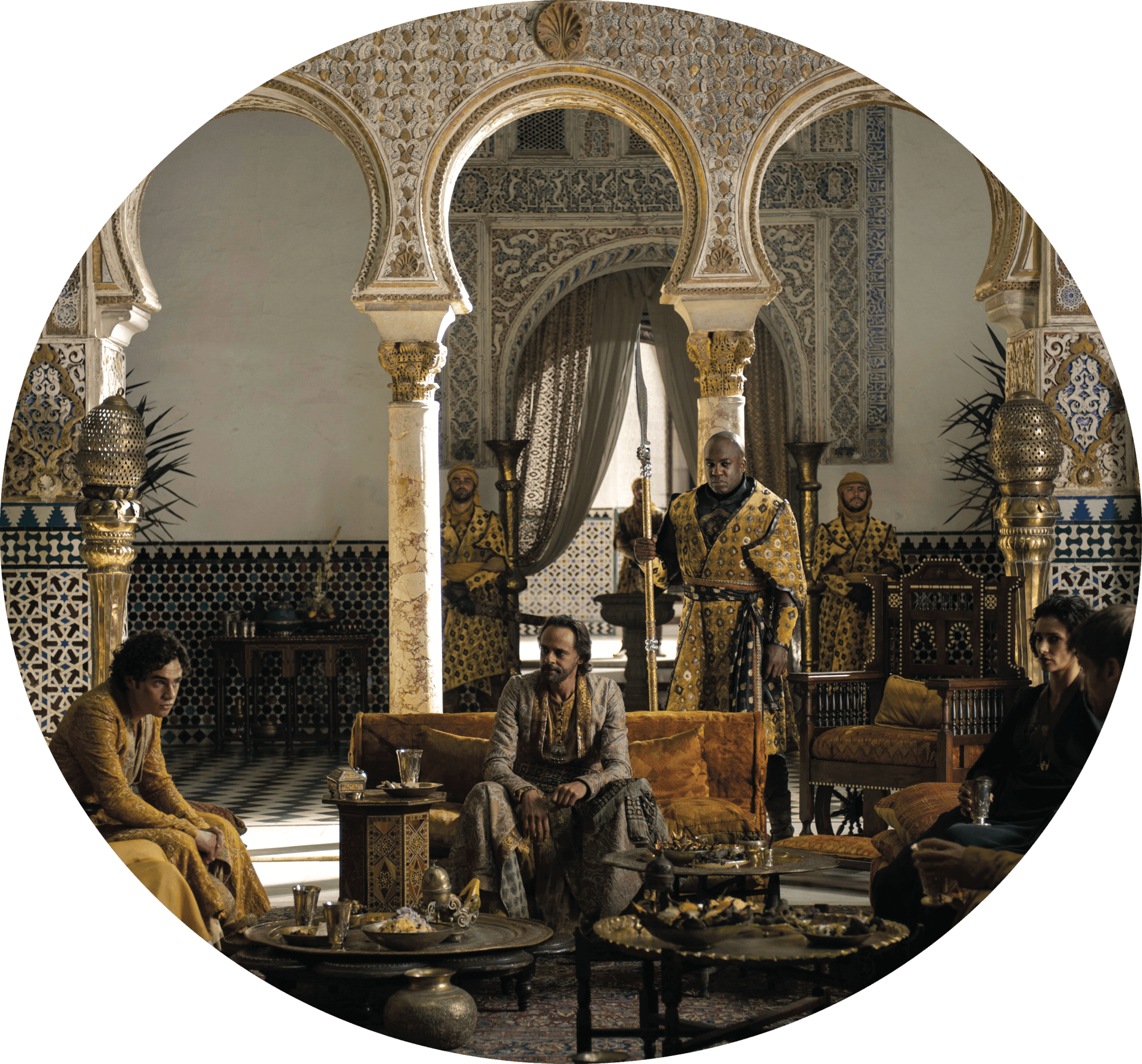 Sevilla fiestas abril