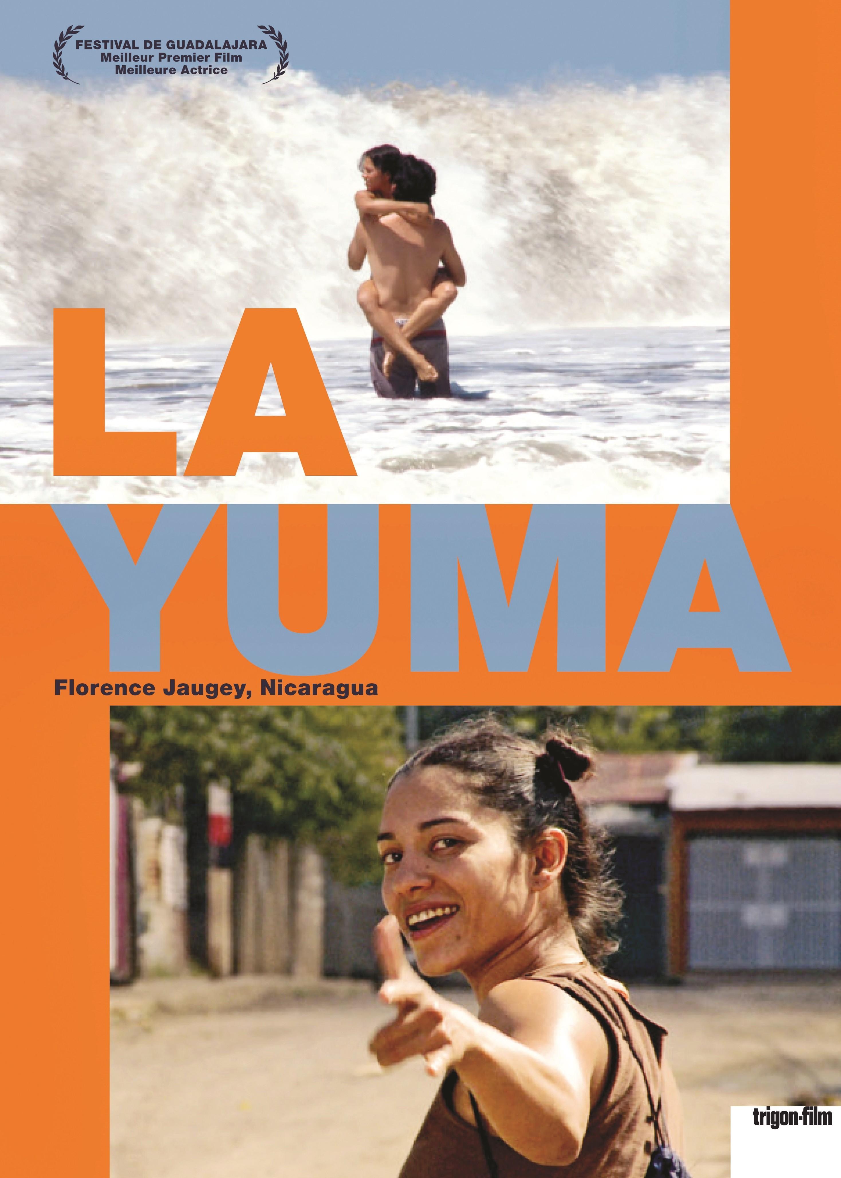 Cartel de la película La Yuma de Florence Jaugey, 2009.