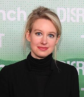 Elizabeth Holmes, 2014
