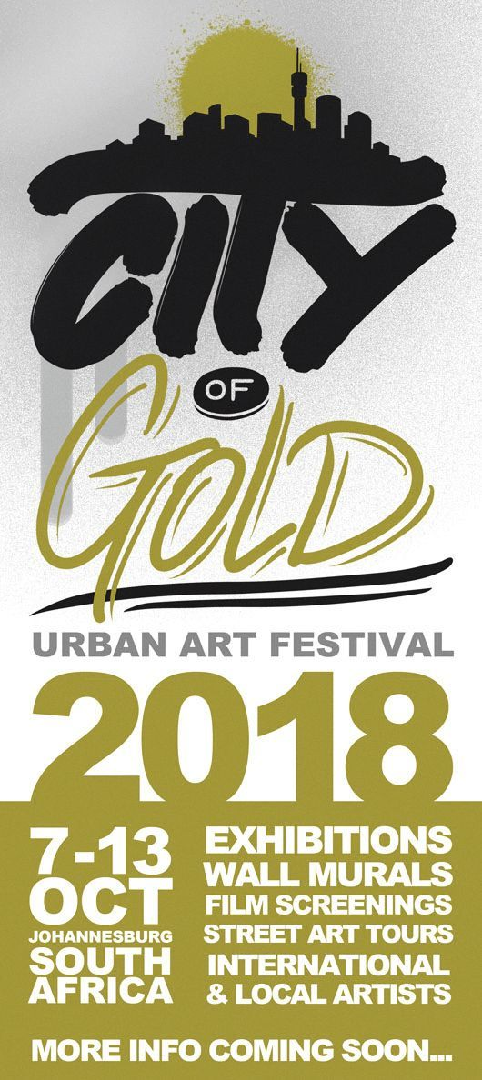 Gold Urban Art Festival