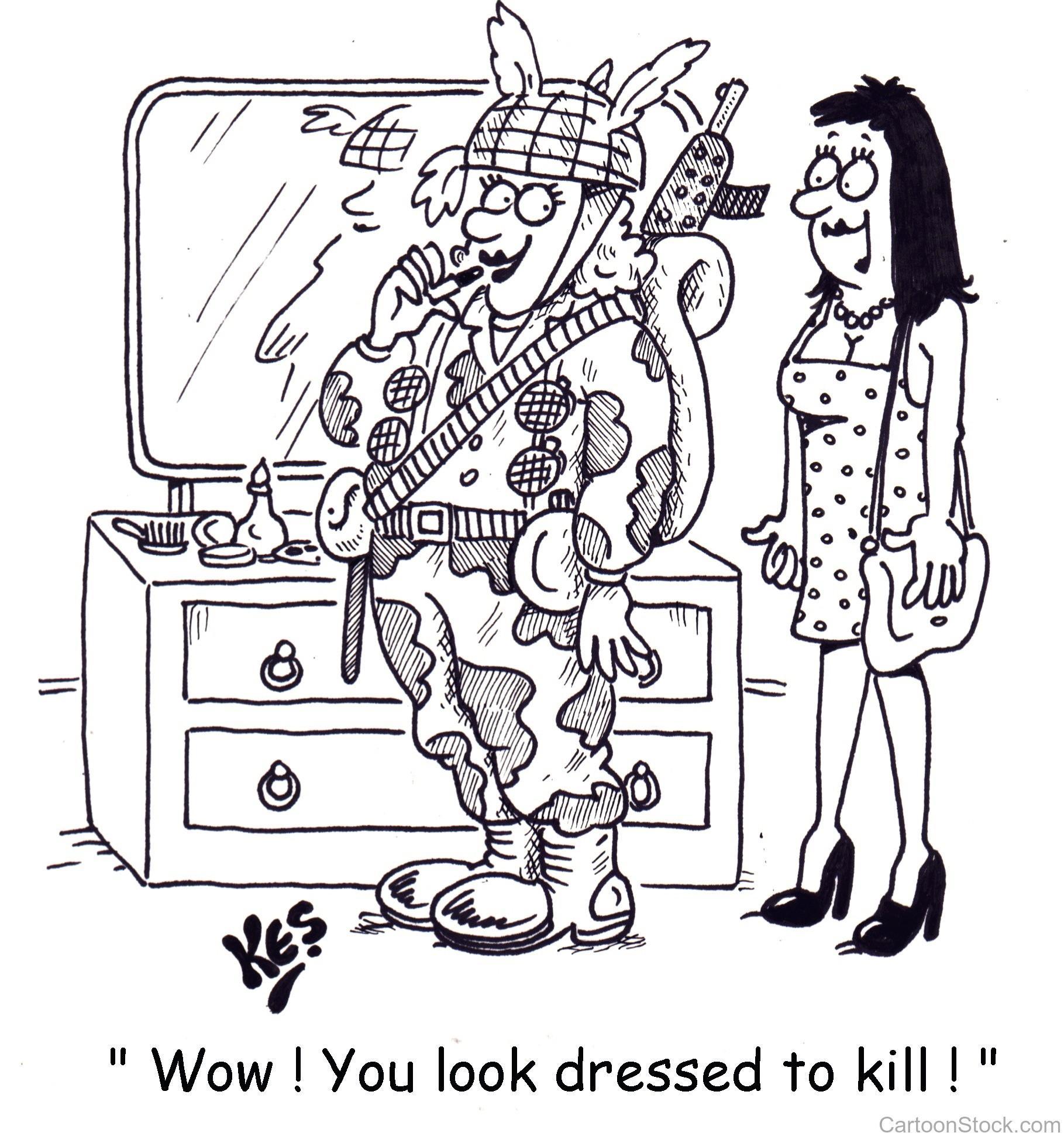 Dressed kill