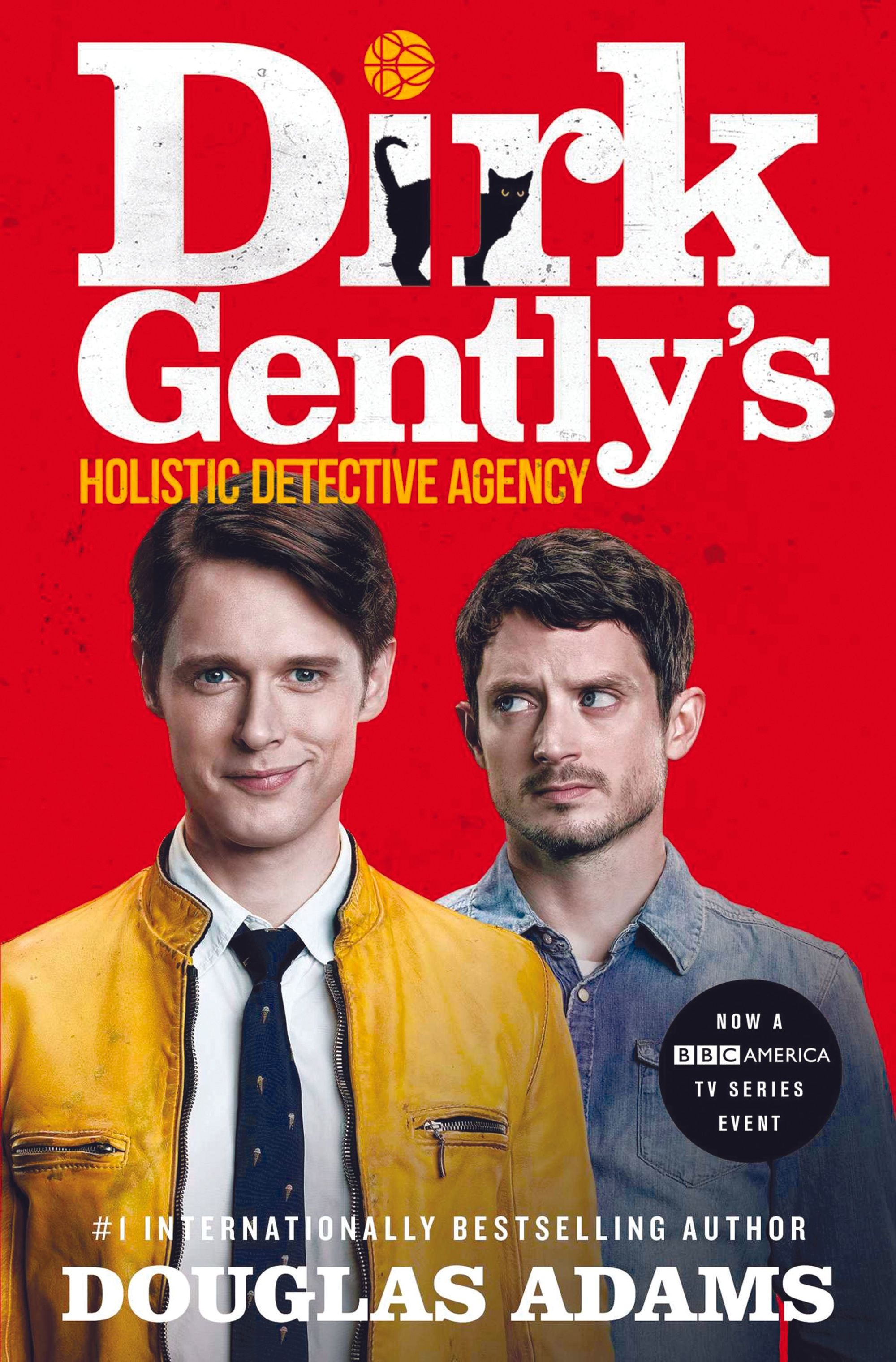 Dirk Gently's Holistic Detective Agency, by Max Landis.