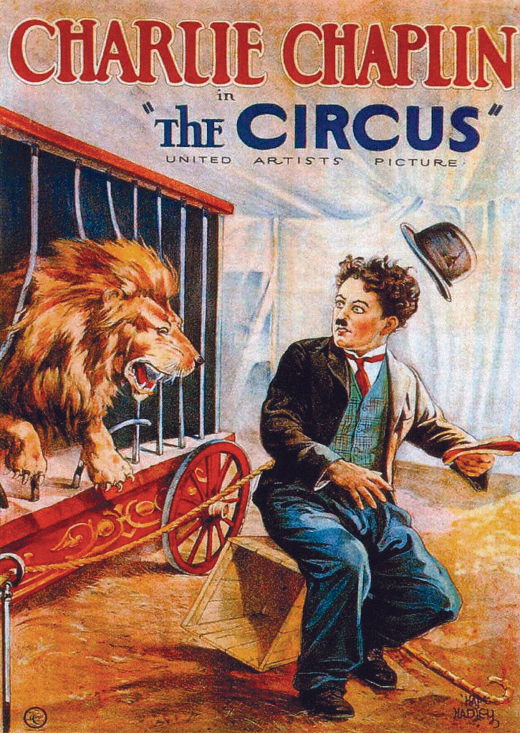 The Circus</i>, by Charlie Chaplin, 1928