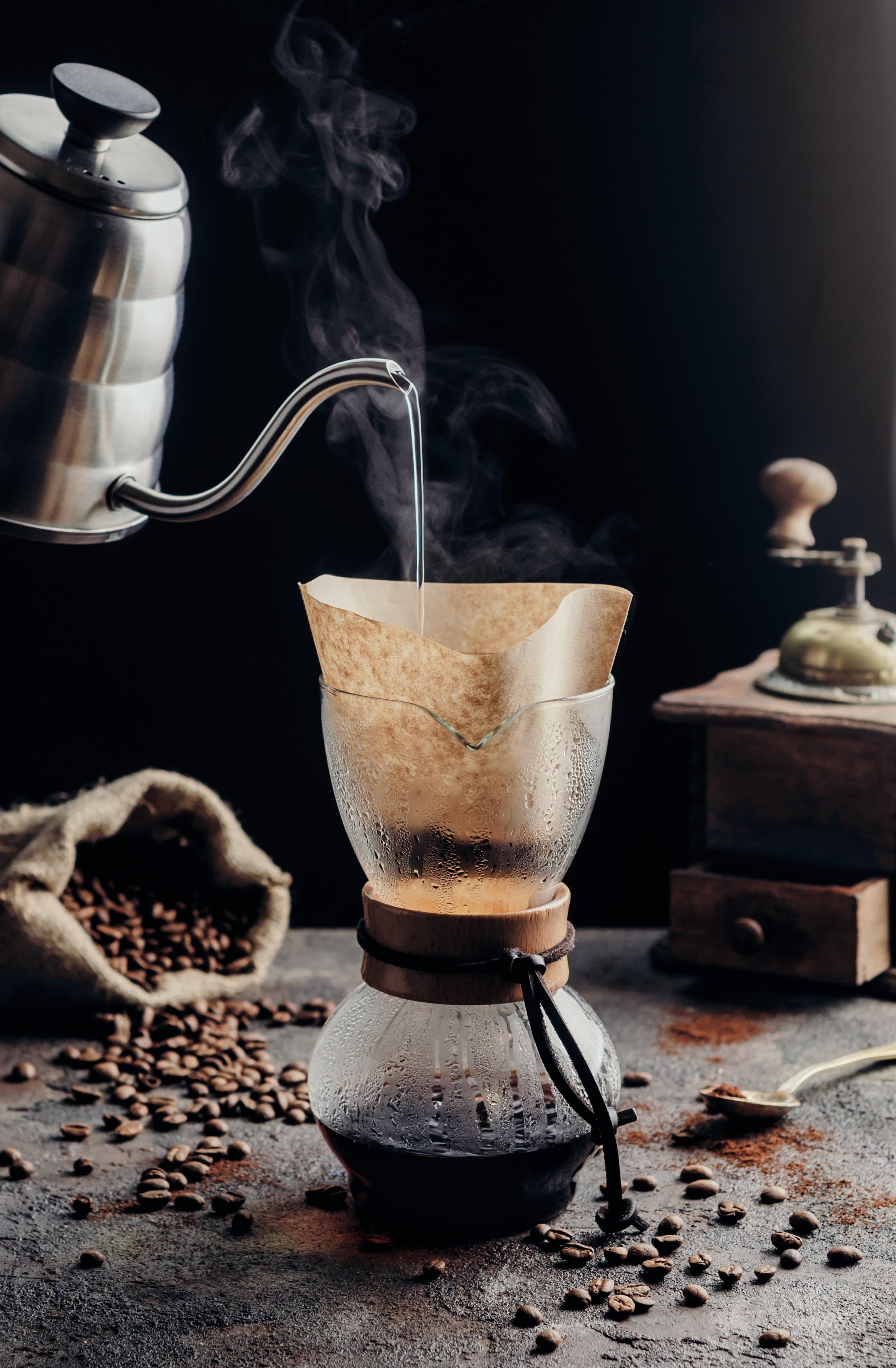 Café préparation