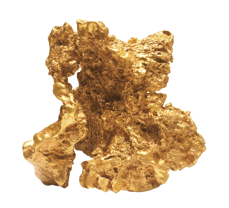 Une pépite d'or de 22 carats