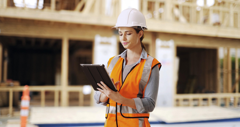 Le métier d'ingénieur(e) du bâtiment et des travaux publics