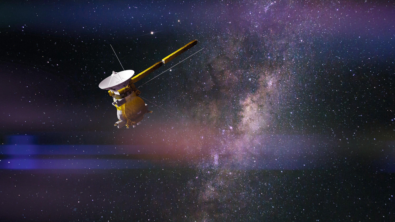 Voyage spatial des sondes Cassini-Huygens
