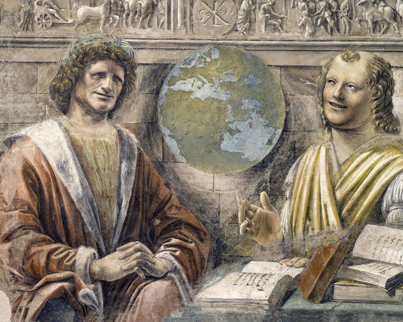 Heraclite et Democrite