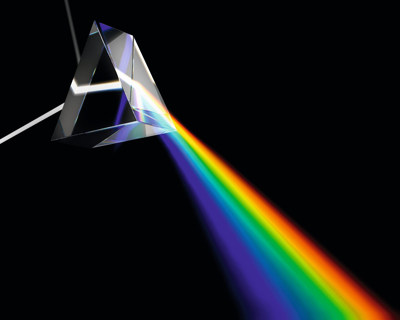 La dispersion de la lumière