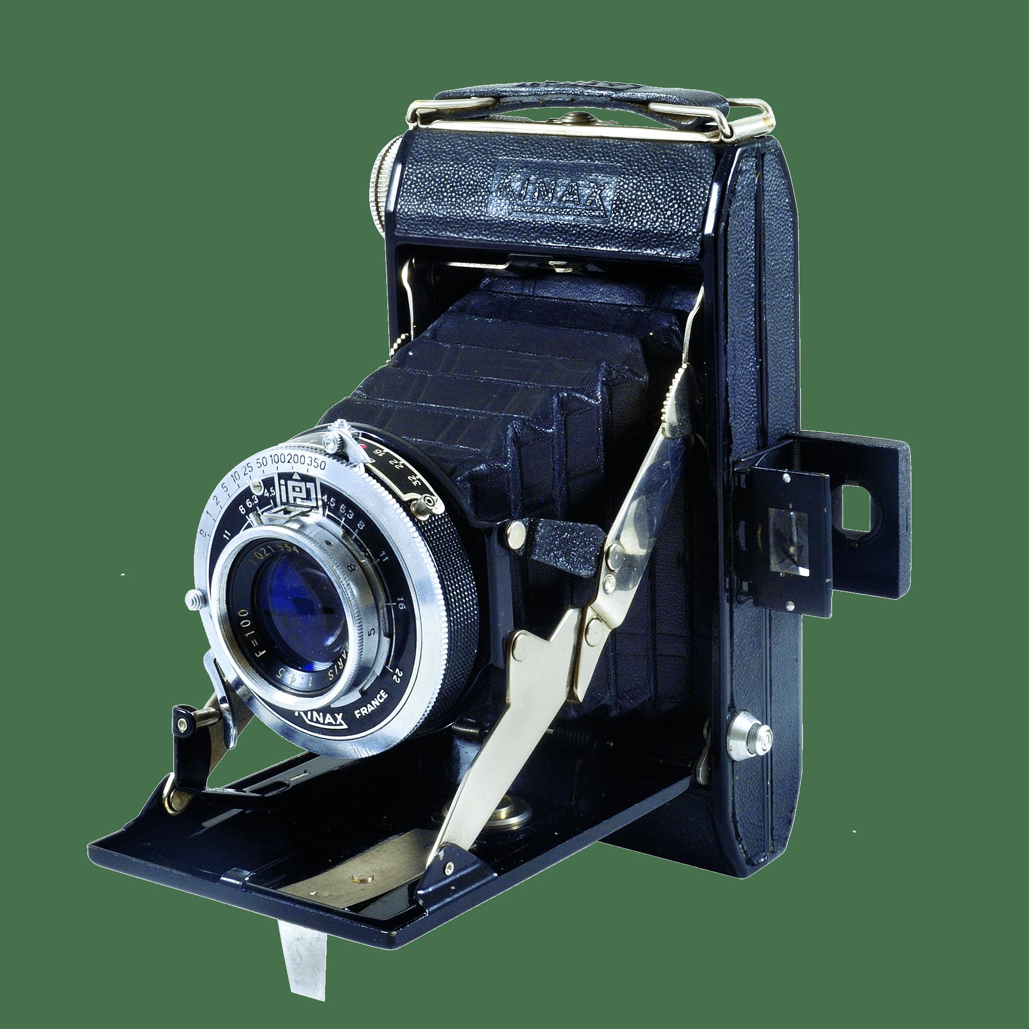 Un appareil photographique