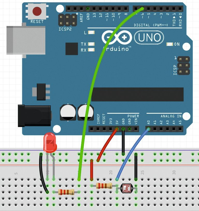 Montage Arduino
