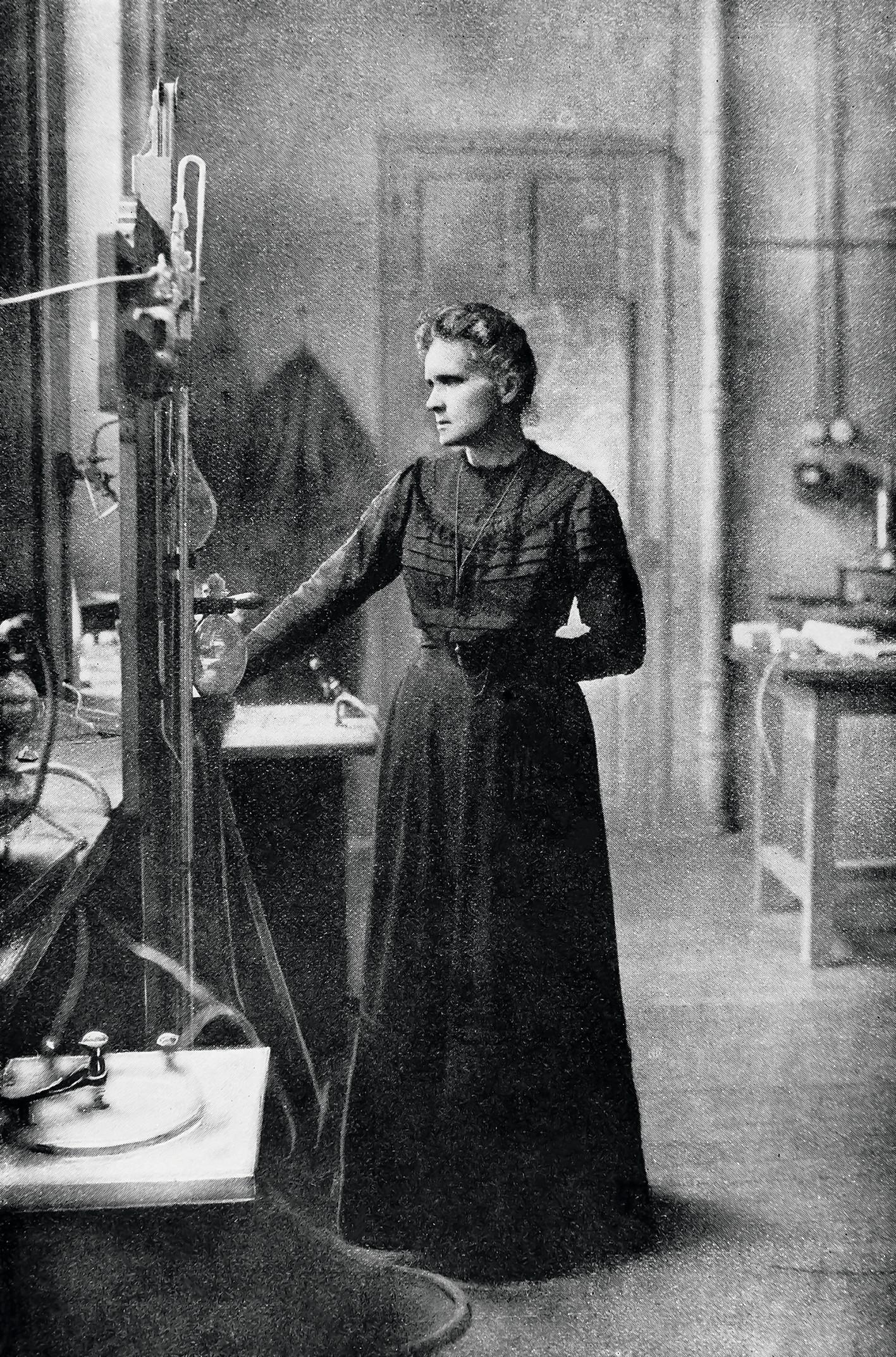 Marie Curie Laboratoire