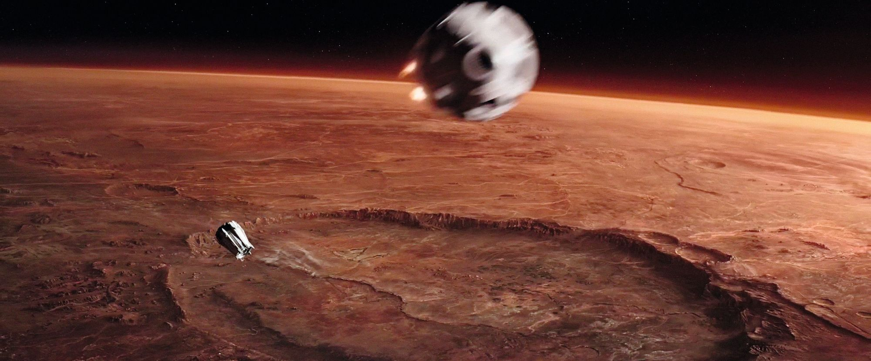 Seul sur Mars, film de Ridley Scott, 2015