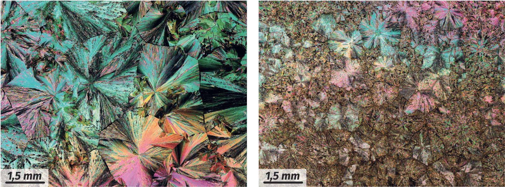 La cristallisation de l'éthylvanilline