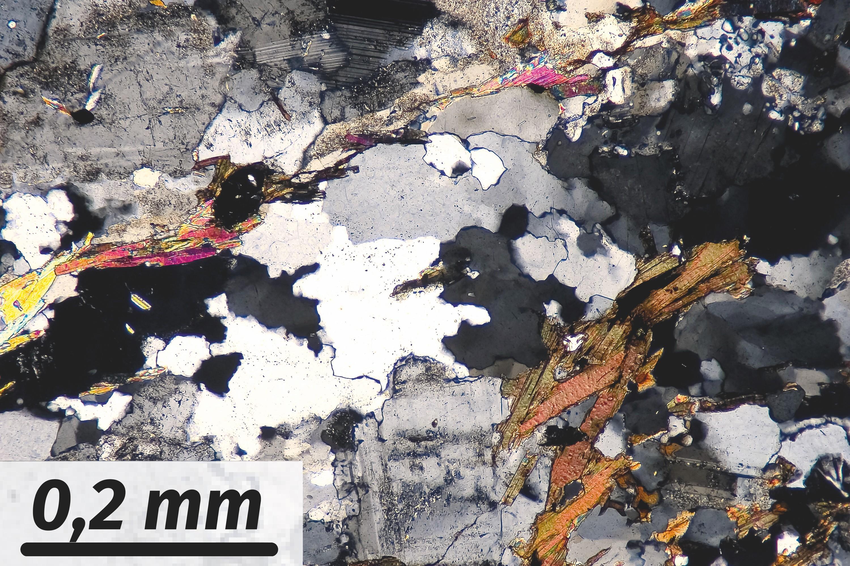 roche magmatique