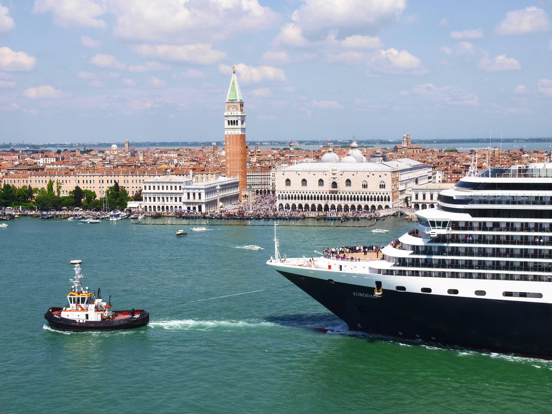 L'over tourisme à Venise
