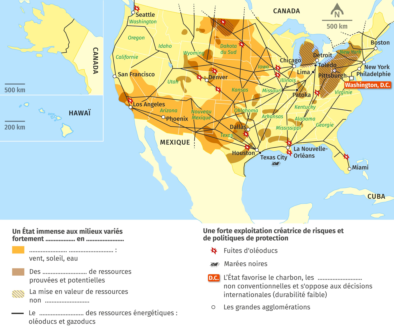 Les États-Unis : un Far West énergétique ?