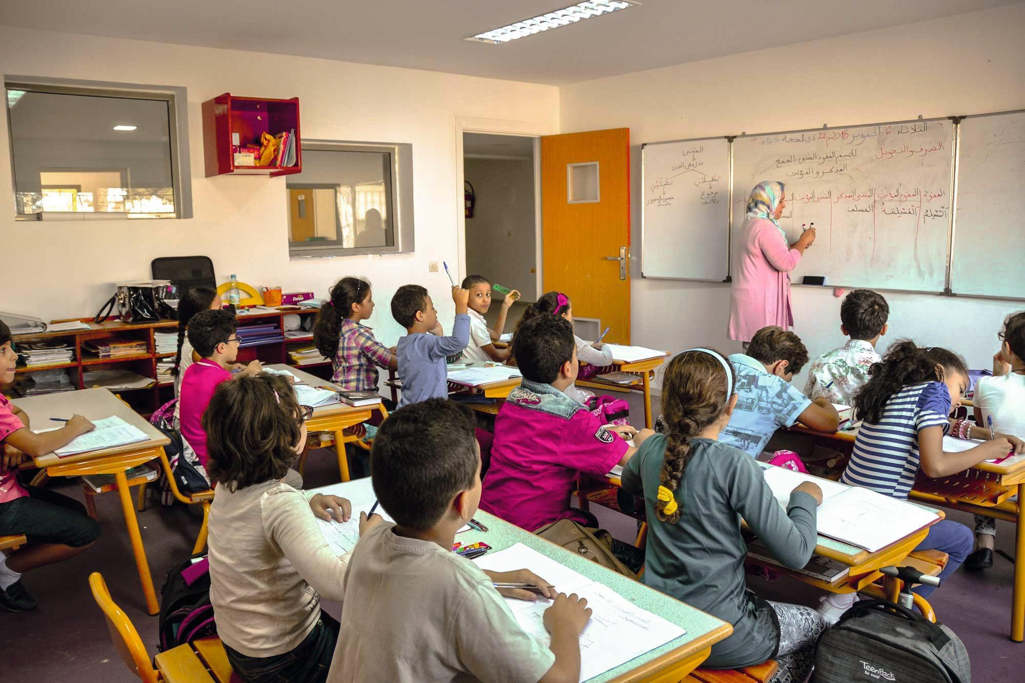 L'accès à l'enseignement est très inégal au Maroc