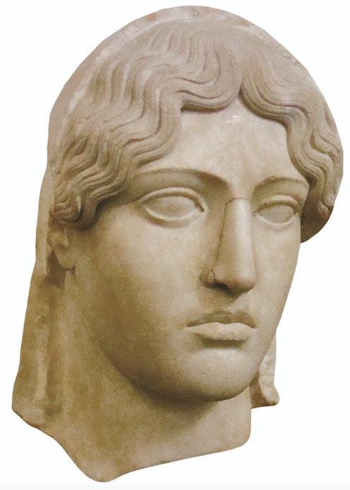 Aspasie (vers 469 - vers 400 av. J.‑C.)
