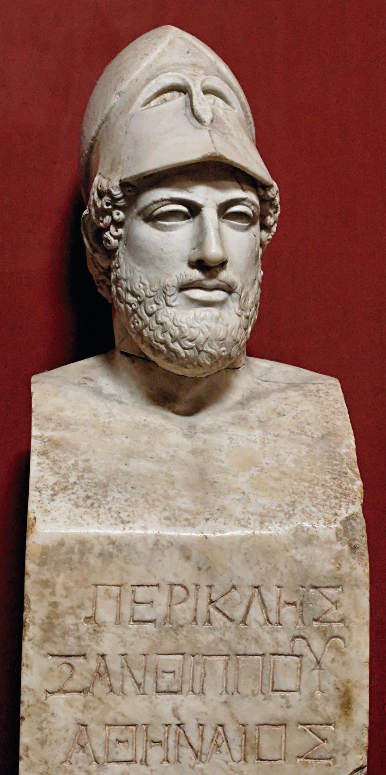 Périclès (v. 495-429 av. J.-C.)